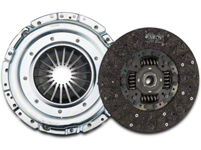 Exedy Mach 500 Stage 3 Clutch w/ Hydraulic Throwout Bearing (11-14 GT)