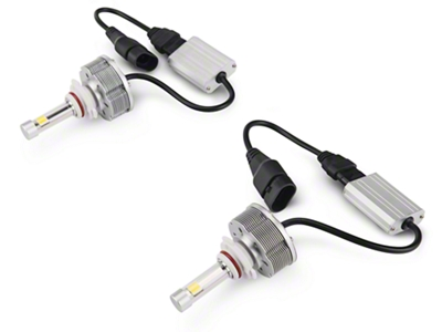 Raxiom Fog Light LED Conversion Bulb Kit - H10 (05-09 GT)