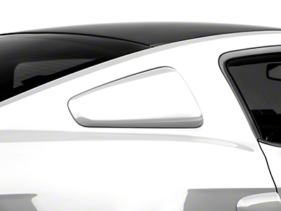 MMD by FOOSE Quarter Window Scoops - Unpainted (10-14 All)