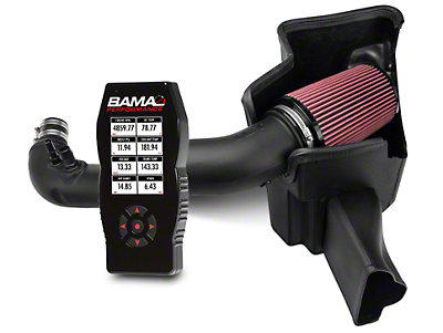 JLT Cold Air Intake & Bama X4 Tuner (15-16 EcoBoost)