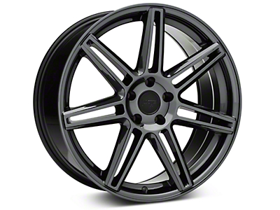 Niche Lucerne Black Chrome Wheel - 20x9 (15-16 All)