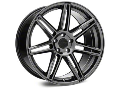 Niche Lucerne Black Chrome Wheel - 20x10 (05-14 All)