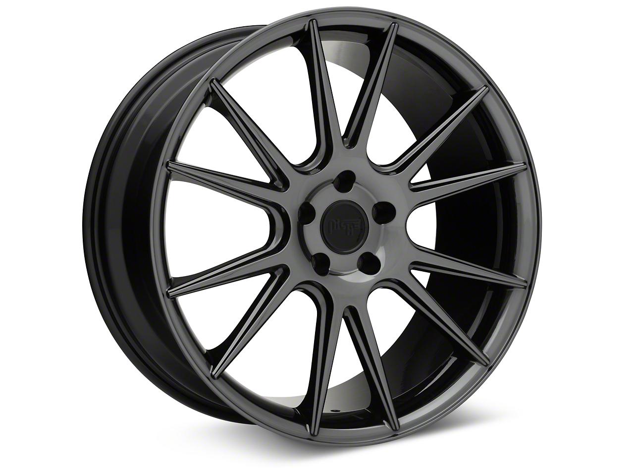 Niche Vincenza Black Chrome Wheel - 20x9 (05-14 All)