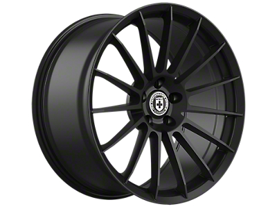 HRE Flowform FF15 Tarmac Black Wheel - 20x10 (05-14 All)