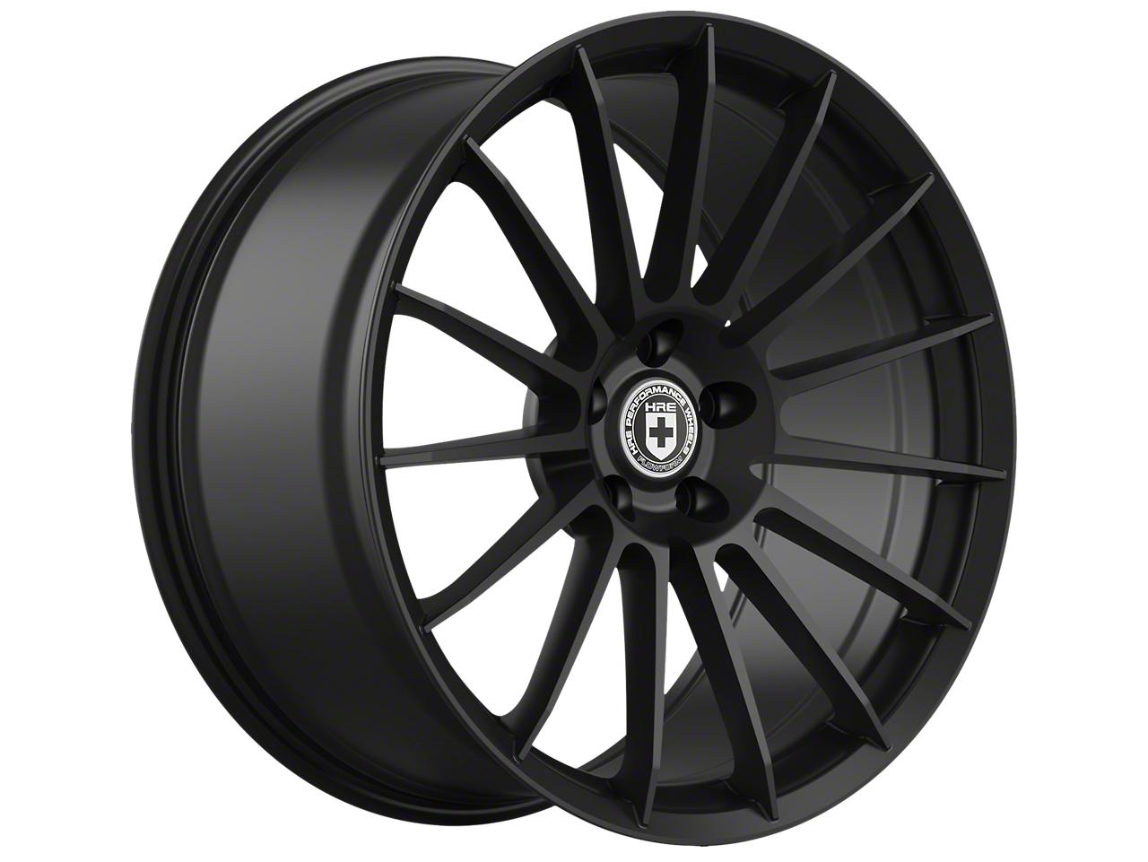HRE Flowform FF15 Tarmac Black Wheel - 20x10 (05-14 All)