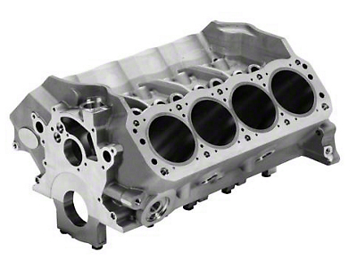 Ford Racing 351 Aluminum Engine Block
