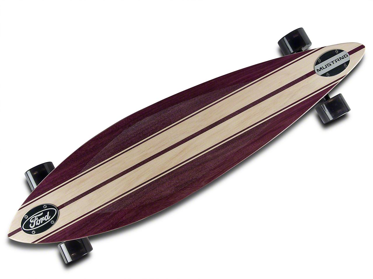 Braker Boards Mustang Pintail Style Longboard
