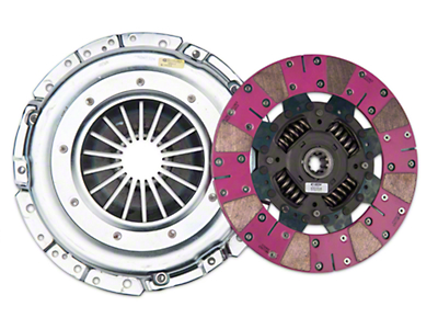 Exedy Grooved Mach 600 Stage 4 Clutch (Late 01-04 GT, Mach 1; 99-04 Cobra)
