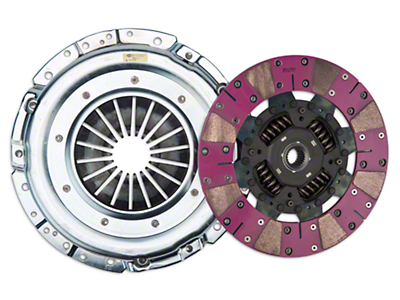 Exedy Grooved Mach 600 Stage 4 Clutch w/ Hydraulic Throwout Bearing (11-16 GT)