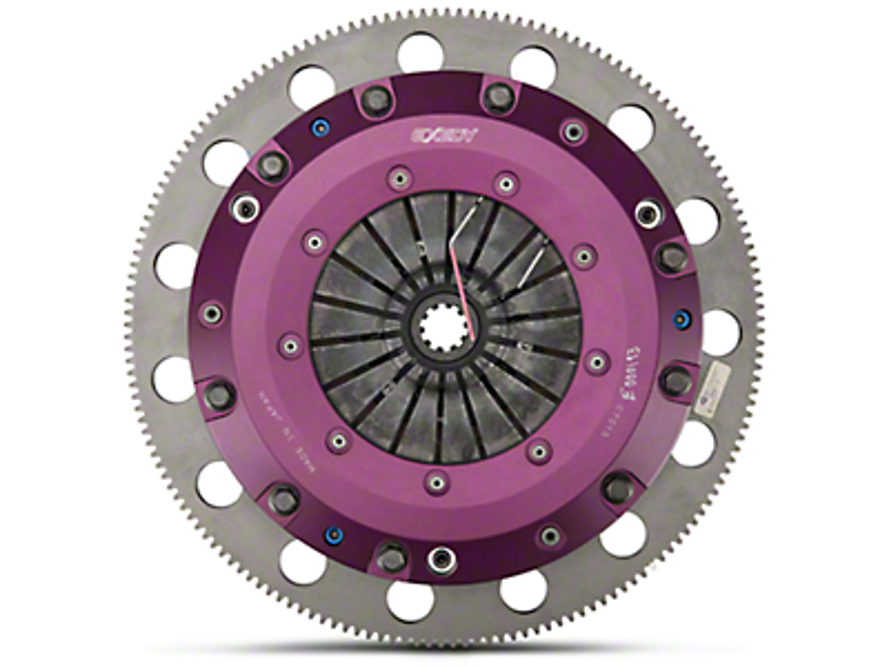 Exedy Hyper Clutch Kit - Twin Disc w/ Flywheel (99-Mid 01 GT; 96-04 Cobra, Mach 1)