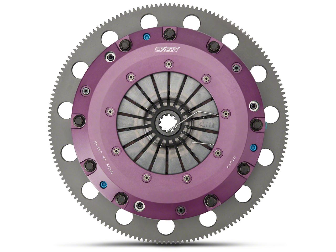 Exedy Hyper Clutch Kit - Twin Disc w/ Flywheel (96-98 GT; Late 01-10 GT)