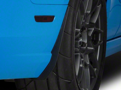 Ford GT500 Rear Splash Guard - Pair (10-14 All)