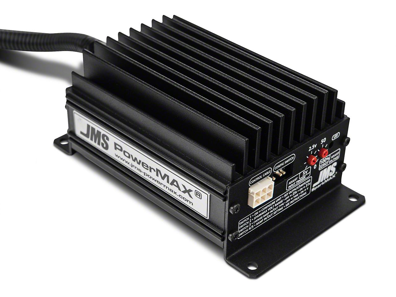 JMS SparkMAX - Ignition System Voltage Booster V2 (11-14 All)