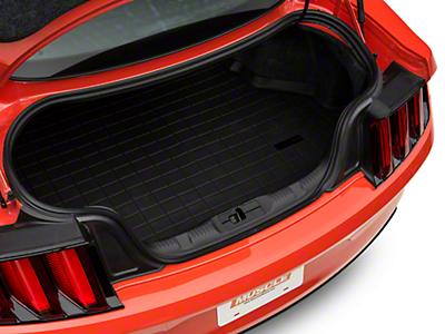 Weathertech Black Cargo Liner (15-17 All)