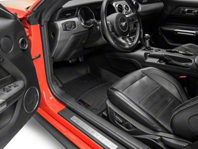 Weathertech Black Front & Rear Floor Liners (15-16 All)