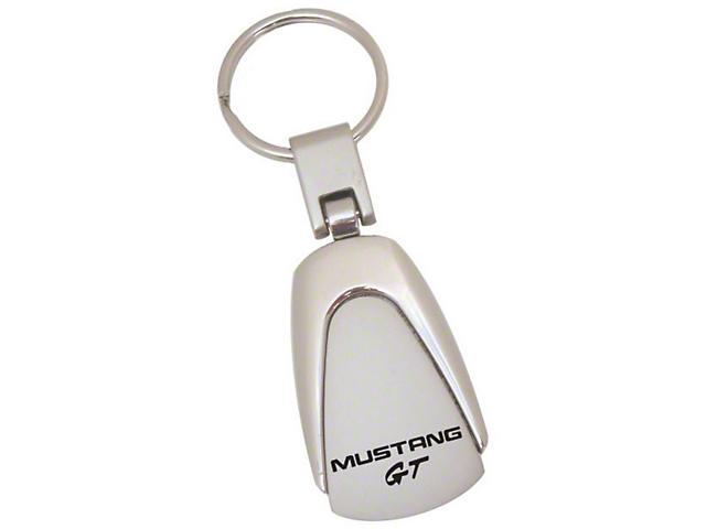 Teardrop Style Key Chain - Mustang GT