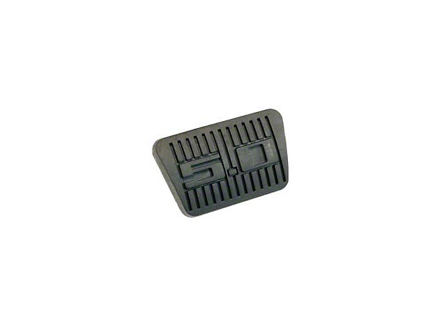Mustang 5.0 Brake Pedal Cover (79-93 Auto)