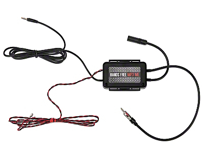 Hands Free MP3 Adapter (87-06 All)