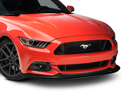Steeda Front Chin Splitter - w/ Performance Pack (15-16 GT)