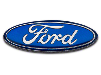 Steering Wheel Ford Emblem (84-89 All, Excluding SVO)