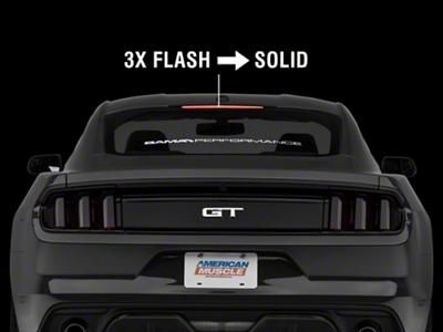 Raxiom 3rd Brake Light Flasher (2015 All)