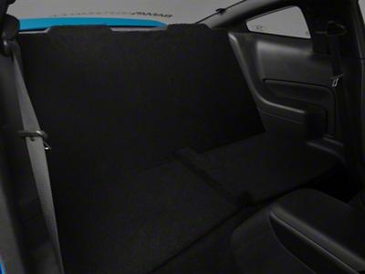 Rear Seat Delete - Coupe - Black (05-10 All)