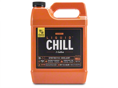 Mishimoto Liquid Chill Performance Coolant - 50/50 Pre-mix - One Gallon (79-15 All)