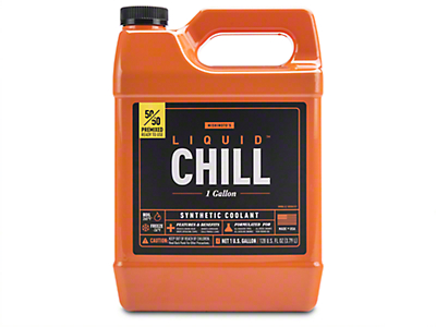 Mishimoto Liquid Chill Performance Coolant - 50/50 Pre-mix - One Gallon (79-16 All)