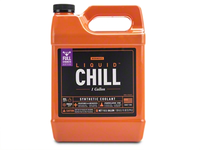 Mishimoto Liquid Chill Performance Coolant - Full Strength - One Gallon (79-16 All)