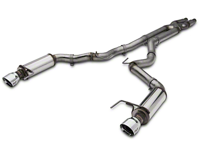 Magnaflow Competition Cat-Back Exhaust (15-17 GT)