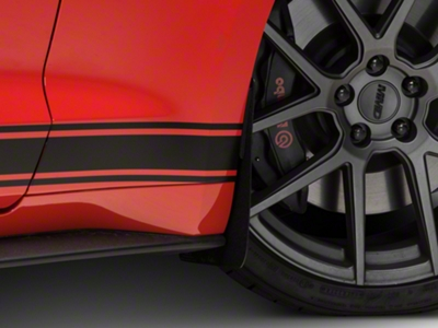 No-Drill Splash Guards - Front Pair (2015 All)
