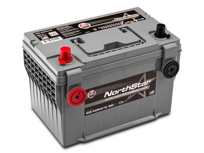NorthStar Performance Battery (79-10 All)