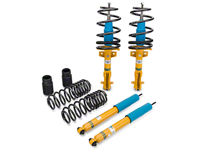 Bilstein Shock, Strut & B12 Pro-Kit Lowering Spring Kit - Coupe (07-11 GT500)