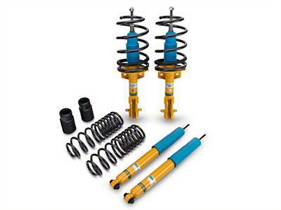 Bilstein Shock, Strut & B12 Pro-Kit Lowering Spring Kit (05-09 V6)