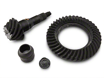Ford Racing IRS Ring Gear and Pinion Set w/ Installation Kit - 3.73.1 Ratio (15-16 All)