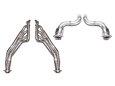 Pypes Long Tube Catted Headers - 1-7/8 in (15-17 GT)