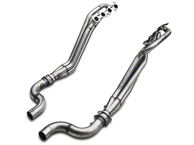 Pypes Long Tube Off-Road Headers - 1-7/8 x 3 in (15-16 GT)