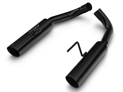 Pypes Black Pype-Bomb Axle-Back Exhaust (15-17 GT)