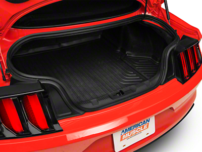Husky Weatherbeater Trunk Liner - Fastback (15-17 All)
