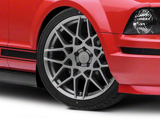 2013 GT500 Style Charcoal Wheel - 20x8.5 (05-14 All)