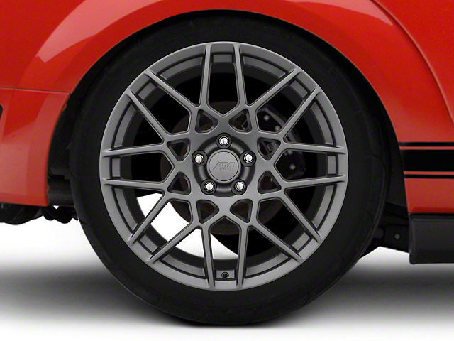 2013 GT500 Style Charcoal Wheel - 20x10 (05-14 All)
