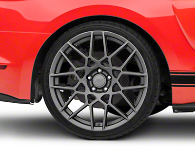 2013 GT500 Style Charcoal Wheel - 20x10 (15-17 All)