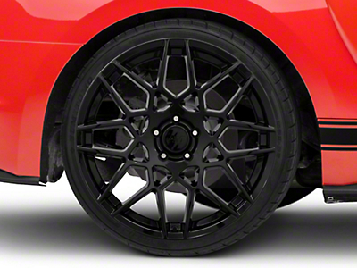 2013 GT500 Style Gloss Black Wheel - 20x10 (15-16 All)
