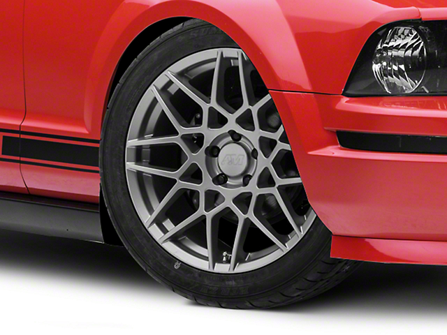 2013 GT500 Style Charcoal Wheel - 19x8.5 (05-14 All)