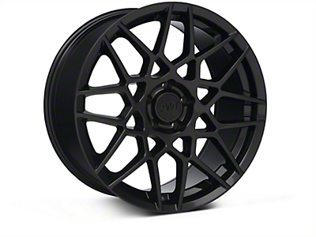 2013 GT500 Style Gloss Black Wheel - 19x9.5 (05-14 All)