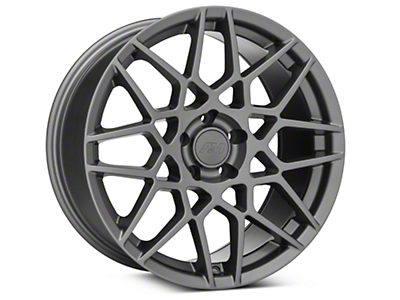 2013 GT500 Style Charcoal Wheel - 19x9.5 (05-14 All)