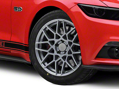 2013 GT500 Style Charcoal Wheel - 19x9.5 (15-17 All)