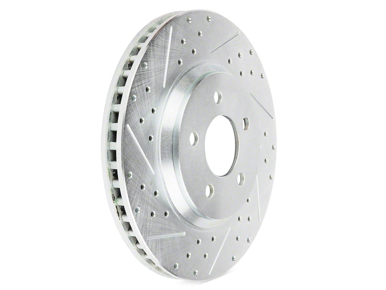 Baer Decela Sport Rotors - Front Pair (05-10 GT, 11-16 V6)