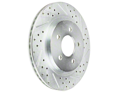 Baer Decela Sport Rotors - Rear Pair (05-14 All, Except 13-14 GT500)