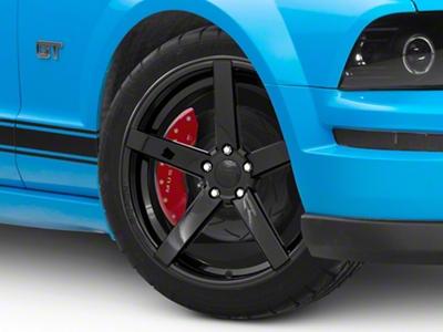 Rovos Durban Gloss Black Wheel - 20x8.5 (05-14 All)